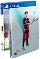 PS4 / Sony Playstation 4 Spiel - FIFA 16 DEUTSCH mit OVP / Steelbook