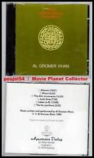 "AL GROMER KHAN ""Music From An Eastern Rosegarden"" (CD) 1989 NEUF"