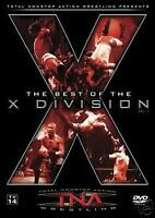 TNA Best of the X Division Vol 1 DVD In Case Styles WWE