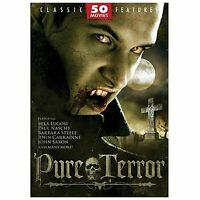 Pure Terror: 50 Movies DVD