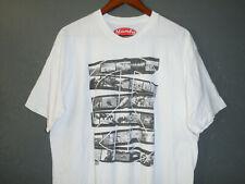 New listing MAMBO Australia Original T-Shirt BLACK & WHITE Ocean Beach Surf Loud Mens Tee XL