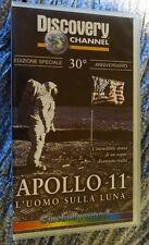 APOLLO 11 L'uomo sulla luna  DISCOVERY CHANNEL  30°anniversario  Ed.speciale