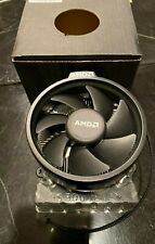 AMD AM4 Stock Ryzen Socket Cooler Heatsink Fan 712-000055 Rev:E