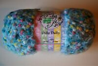NEW Baby Bee Bulky Dilly Dally Green Surfplay Multi Polyamide Yarn 5 Ounces