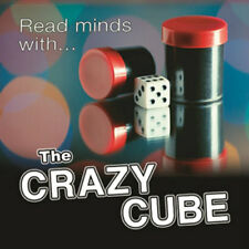 Crazy Cube - Close Up Magic - Magic Tricks - New