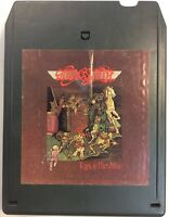 Aerosmith 1975 Toys In The Attic 8 Track Tape ElectronicsRecycled.com