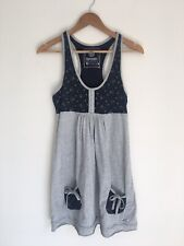SUPERDRY Womens light grey dress size L