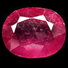 TOP BIG RUBY : 12,66 Ct Natürlicher Rosa Rot Rubin aus Madagaskar