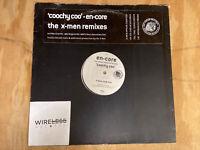 """En-Core Feat Steven Emmanuel & Eska - Coochy Coo (The X-Men Remixes) (12"""" Vinyl)"""