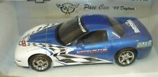 1/18,  1999 Corvette Rolex Pace car , blue , in the box, the box may or may n