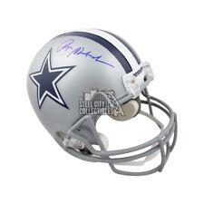 Roger Staubach Autographed Dallas Cowboys Full-Size Football Helmet - JSA COA
