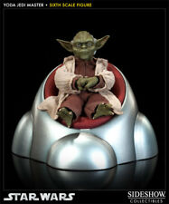 SIDESHOW STAR WARS YODA (JEDI MASTER) EXCLUSIVE / SIXTH SCALE