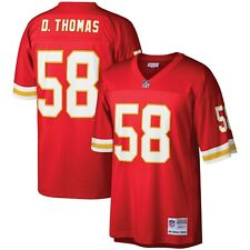 Kansas City Chiefs Mens Mitchell & Ness #58 Derrick Thomas Legacy Jersey