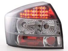 2 lights faros ARRIÈRE FEUX  4250414623586  Audi A4 Berlina 8E  01-04 black