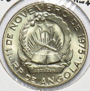 Angola 1975 10 Kwanzas 192512 combine