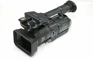 Sony HDR-FX1E 3-CCD HDV 1080i High Definition Camcorder