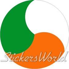 "IRELAND Irish Air Corps IAC AirForce Aircraft Roundel 100mm (4"") Sticker Decal"