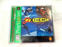 2 Xtreme PS1 PlayStation 1 Game COMPLETE Tested + Working! CIB