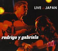 Rodrigo y Gabriela - Live In Japan [CD]
