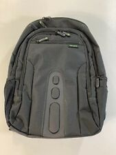 New With Tags Targus Spruce EcoSmart Notebook Backpack Black