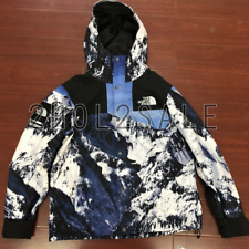 SUPREME / THE NORTH FACE MOUNTAIN PARKA JACKET LARGE FW17 2017 TNF Jacket