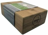 Maji Sports Bamboo Yoga/Pilates Block