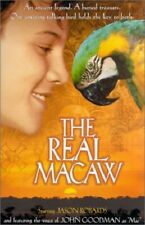 NEW The Real Macaw - Jamie Croft, Jason Robards (VHS, 2000, Clamshell)