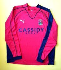 5/5 Coventry City jersey Xl 2006 2007 away shirt Puma soccer football ig93