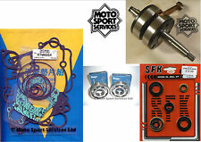 KTM 65 SX 03-08 Mitaka Bottom End Engine Rebuild Kit Crank Mains Gasket Seal