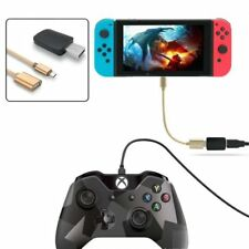 For Xbox One PS3 PS4 To Nintendo Switch USB N100 Controller Adapter Converter CA