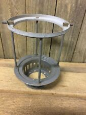 NOS 300X VAPALUX BIALADDIN CAGE FRAME  to suit STRAIGHT SIDED GLASS ON 300X LAMP