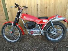 Montesa Trials Motorcycles