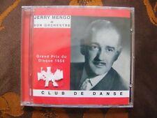 CD JERRY MENGO ET SON ORCHESTRE - Club De Danse / ILD 642260 (2007) NEUF BLISTER