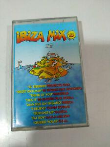 Ibiza Mix 95 Disco Techno House - Cinta Cassette Nueva