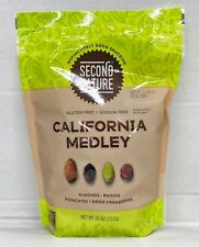 Second Nature California Medley Snack Mix 26 oz