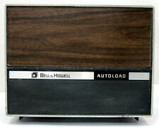 Vintage Bell & Howell 8mm Autoload Projector Model 198 L