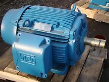 Weg Motor 60HP 380V 82A 1780Rpm Z0618ET3J041411-W22 Z000182054