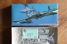 HASEGAWA 1/72 CESSNA A-37A/B DRAGONFLY