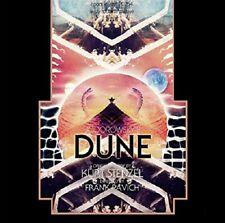 KURT STENZEL - JODOROWSKY'S DUNE (ORIGINAL MOTION 2 VINYL LP + MP3 NEW