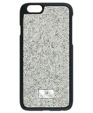 SWAROVSKI Glam Rock Gray Crystal Smartphone Iphone 6 / 6S Case Bumper 5268127