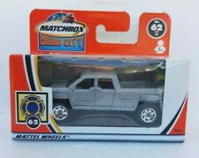 MATCHBOX CARS GMC TERRADYNE  2003 ISSUE