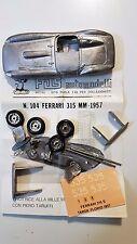 """kit METAL FDS 104 1/43 """" Ferrari 315 S TARGA FLORIO 1957 """" N°535"""