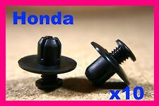 10 HONDA CIVIC ACCORD wheel flare arch lining clip splash guard mudguard