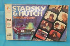 Starsky And Hutch Board Game 1977 Detective Game