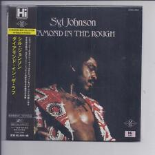 SYL JOHNSON Diamond In The Rough JAPAN mini lp cd soul hi records papersleeve cd