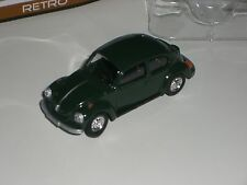NOREV  VW KÄFER dunkelgrün   3-inch / 1:64