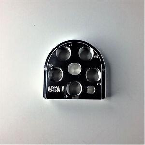 Dillon Precision XL650 /750 Style Billet Aluminum Toolhead 5 Station tool head