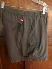 North Face 14 Quick Dry lightweight Women's Taupe Shorts