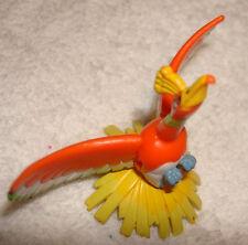 Authentic JAKKS PACIFIC Nintendo POKEMON Ho-Oh orange angry go bird Figure Doll