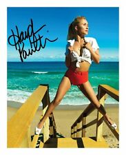 HAYDEN PANETTIERE AUTOGRAPHED SIGNED A4 PP POSTER PHOTO